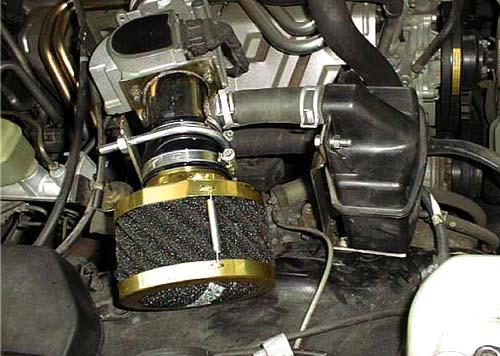 ランクル80マイナー前1FZ用RUSHフィルターセット