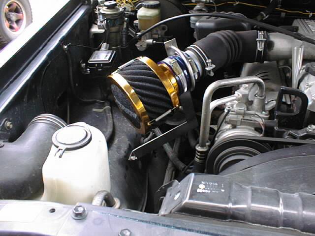 ランドクルーザー70 3500cc 1PZ用エアクリーナー『RUSHフィルター』